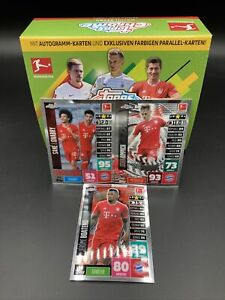 Topps Chrome Bundesliga Match Attax Lot - FC Bayern München