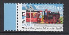 Germania/Germany 2011 125 anniversario della ferrovia 2705 Mnh