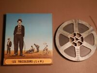 "Film-Office 8 mm N&B muet 50 m. ""LAUREL & HARDY BRICOLEURS"" - Années 50 - TBE"
