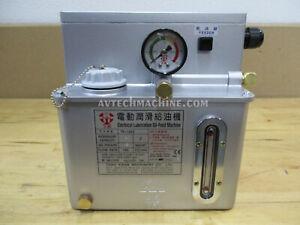 Tswu Kwan Lubrication Pump TK-1203-C1V2