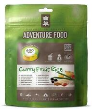 Adventure Food Curry Fruit Rice vegetarian Meal - 1 Person Serving