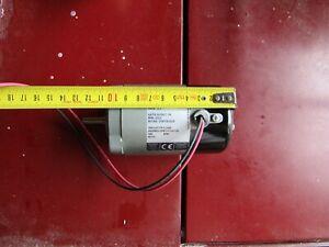 Parvalux PM10 DC Motor 24Vdc, 2000 rpm, 34w 2.2A H7FL MPM10-0084/CONT