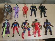 Dc Multiverse Batman Kenner Lot Of 10