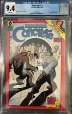 Concrete #3 CGC 9.4 Universal White (Aug 1987, Dark Horse) Concrete Origin