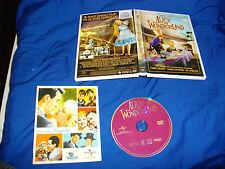 Alice in Wonderland (DVD, 2010)