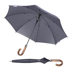 """Unzerbrechlicher Regenschirm """"City-Safe"""" zur Selbstverteidigung extrem handlich"""