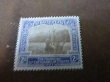 ST KITTS-NEVIS  1923  2/-  Tercentenary   SG 56   mint