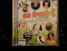So Fresh The Hits Of Spring 2007 - P!nk, Fall Out Boy, Fergie  (REF BOX C54)