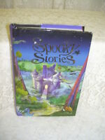 SPOOKY STORIES A COLLECTION OF GHOSTLY TALES AND CREEPY RHYMES  2003 BOOK