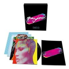 Portfolio/Fame/Muse-The Disco Years,4LP (Ltd.Edt) von Grace Jones (2015)