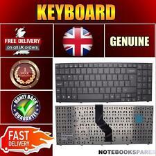 Brand New P6613 MEDION AKOYA Keyboard with UK Layout Matte Black