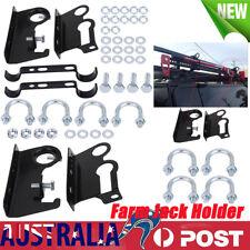 Lift Farm Jack Holder and Shovel Bracket Holder 4X4 Offroad 4WD Roof Rack Mount