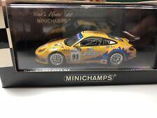 1/43 Minichamps Porsche 911 GT3 RS Le Mans 2006