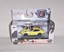 2017 M2 MACHINES AUTO-JAPAN 1970 Nissan Fairlady Z Z432 Yellow WALMART EXCLUSIVE