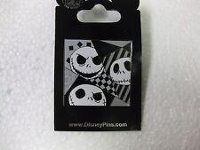 Disney Pin Jack Skellington Patchwork Pin de Walt Disney Mundo 2010 pin119