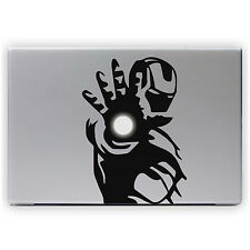 "Apple MACBOOK AIR PRO 13"" IRONMAN MARVEL COMIC Adesivo STICKER SKIN DECAL 282"
