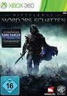 Mittelerde: Mordors Schatten (Microsoft Xbox 360, 2014, DVD-Box)
