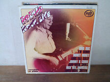 "LP 12"" ROLAND and the Blues Workshop - Rock Live - VG+/VG+ - MFP 2M 049-95620 FR"
