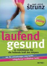 LAUFEND GESUND ►►►ungelesen °  von Ulrich Strunz °