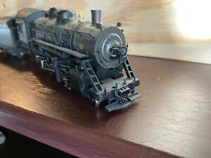 Bachmann - HO Scale 2-8-0 Engine w/Tender #126 - Missouri Pacific Lines