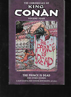 Chronicles of King Conan Vol 4: The Prince is Dead & others 2013 TPB OOP