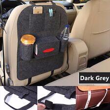 Felt Car Seat Back Multi-Pocket Storage Bag Organizer IPhone Holder Accessory