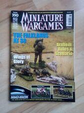 Miniature Wargames - June 2012 - issue 350