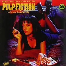 "Pulp Fiction [VINYL] Soundtrack (OST) 12"" LP"