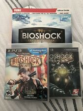 BioShock: the Collection : 3 Games and Prima Official Guide