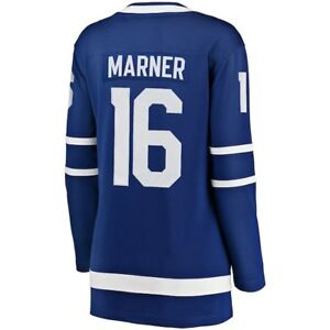 Women's Toronto Maple Leafs Mitch Marner Fanatics Royal Hockey Jersey Small