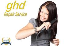 GHD Hair straightener Iron Repair Service & PAT test, with 6 Months warranty