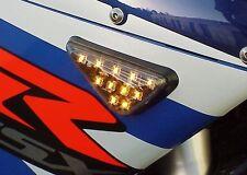 FLUSH-MOUNT LED TURN SIGNALS for Honda Kawasaki Suzuki Yamaha
