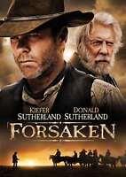 New: FORSAKEN [Kiefer Sutherland, Donald Sutherland] DVD
