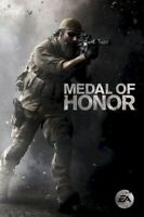 MEDAL OF HONOR ~ ENGAGE 24x36 VIDEO GAME POSTER EA NEW/ROLLED!