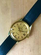 Omega Seamaster 166.067 Gold capped vintage watch | Serviced with receipt