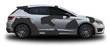 Camo 01 XL Camouflage Auto Folien Aufkleber Set Tuning Muster Design