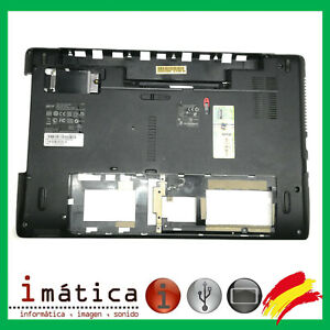 CARCASA INFERIOR TRASERA PORTATIL ACER ASPIRE 5551G CHASIS CUBIERTA COVER