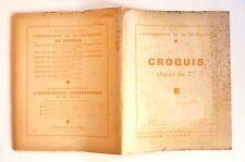 Croquis enseignement géographie- classe de 2ème- 32 Croquis -Editions F. Nathan