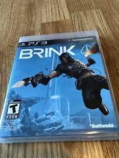 Brink (Sony PlayStation 3, 2011) Ps3 - VC4