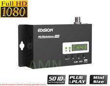 Modulatore Digitale HDMI Full HD Dvb-t2 Edision Mini x Telecamere Sky e altro
