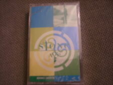SEALED RARE PROMO Stone Age CASSETTE TAPE Space Art GWENDAL Soundforce france !