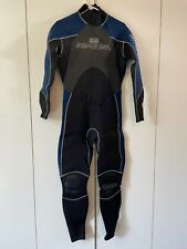 RIP CURL Classic 4/3 Full Wetsuit | Black Size: Mens MT  [ Free Shipping ]