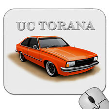 78' 79'  HOLDEN  UC  TORANA  HATCHBACK  COUPE        MOUSE PAD   MOUSE MAT