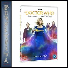DOCTOR WHO COMPLETE SERIES 12 - TWELFTH SERIES ** BRAND NEW DVD ****