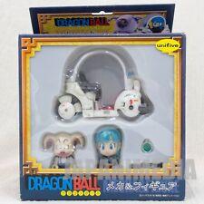Dragon Ball Z Mecha & Figure Bulma & Oolong Unifive JAPAN ANIME MANGA JUMP