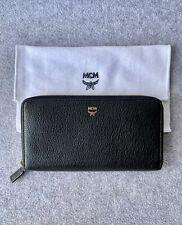 MCM Zip Around Wallet