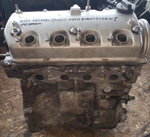 05'  Honda Civic VII 1,6 i Benzin Motor Engine D16V1 D16 V1 110 PS Kopf überholt