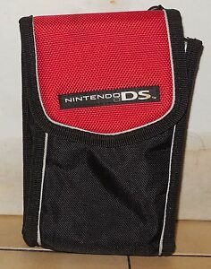 Nintendo DS Red Carrying Case