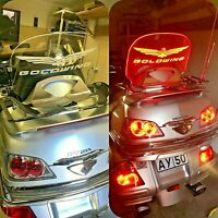 Honda goldwing 1800 Rear Air deflector Wind deflector GL1800 analog of Kuryakin