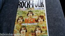 ZZ- REVISTA MAGAZINE ROCK & FOLK Nº388 - BECK - NIN - BOSCO - GUY PEELLAERT